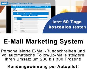 WORLDSOFT Business Suite - E-Mail Marketing System